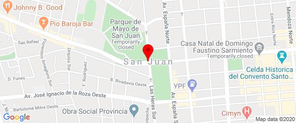 San Juan 1712, General Roca, Río Negro