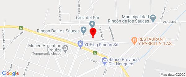 Confluencia, Rincón de los Sauces, Neuquén