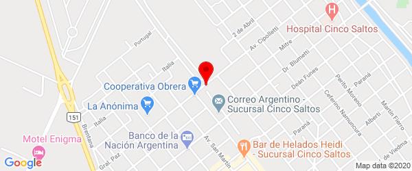 Cipolletti 49, Cinco Saltos, Río Negro