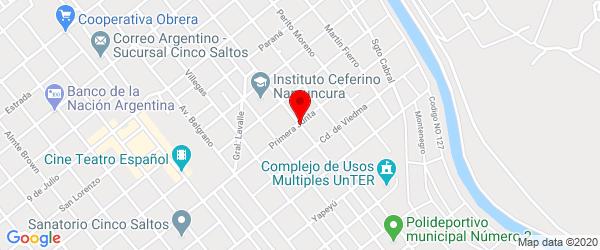 Ramos Mejía 205, Cinco Saltos, Río Negro
