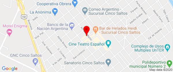 9 de Julio 81, Cinco Saltos, Río Negro