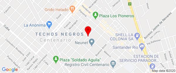 República Argentina 400, Centenario, Neuquén