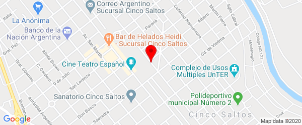 Belgrano 305, Cinco Saltos, Río Negro