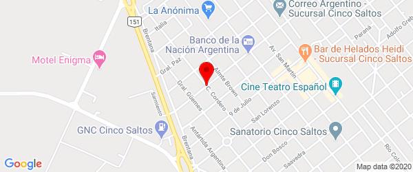 Sarmiento 127, Cinco Saltos, Río Negro