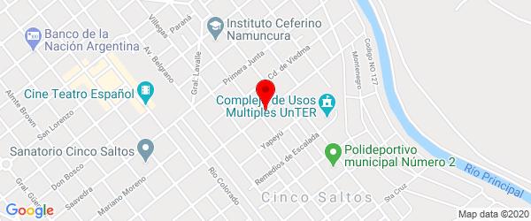 Julián Romero 365, Cinco Saltos, Río Negro