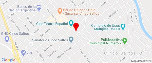 San Lorenzo 725, Cinco Saltos, Río Negro