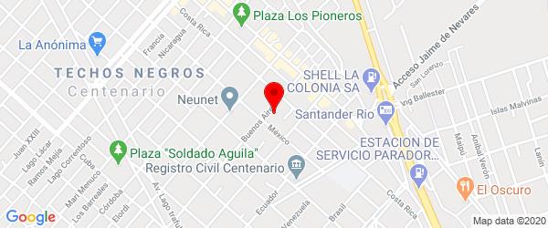 Buenos Aires 332, Centenario, Neuquén