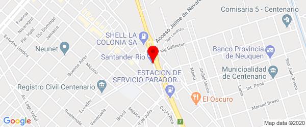 Jacinto Stabile 295, Centenario, Neuquén