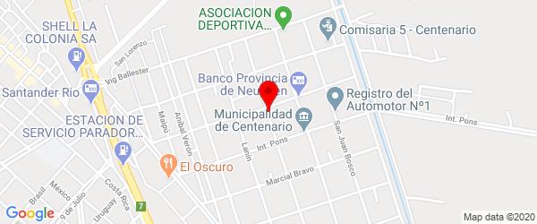 Darrieux 397, Centenario, Neuquén