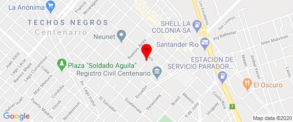 Perú 420, Centenario, Neuquén