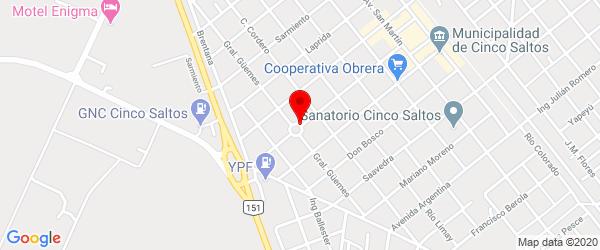 Av. San Lorenzo 587, Cinco Saltos, Río Negro