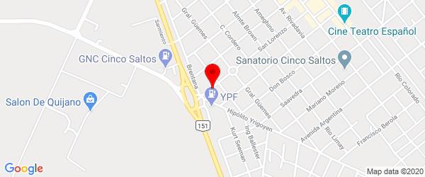 Av. San Lorenzo 732, Cinco Saltos, Río Negro