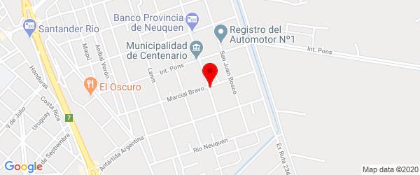 Gral. San Martín 197, Centenario, Neuquén