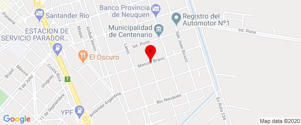 Marcial Bravo 202, Centenario, Neuquén