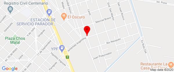 República de Chile 148, Centenario, Neuquén