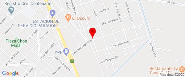 República de Chile 136, Centenario, Neuquén