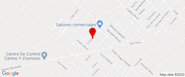 Córdoba, Centenario, Neuquén