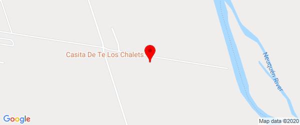 Calle 6, Centenario, Neuquén