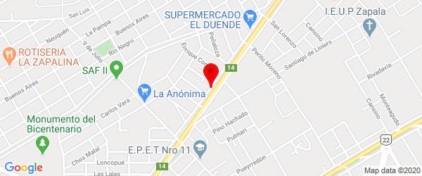 Colón 932, Zapala, Neuquén