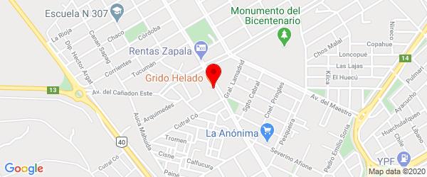 Av. 12 de Julio 634, Zapala, Neuquén