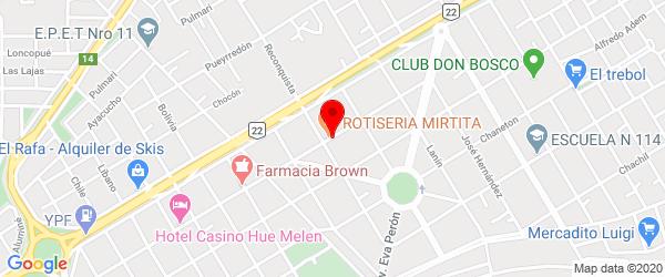 Brown 1518, Zapala, Neuquén