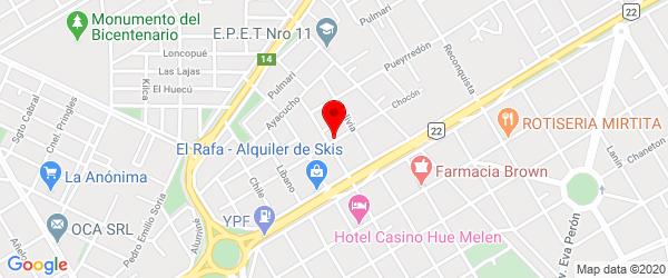 Chocón 1034, Zapala, Neuquén