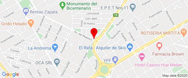 Colón, Zapala, Neuquén
