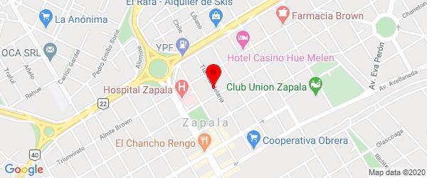 Candelaria 175, Zapala, Neuquén