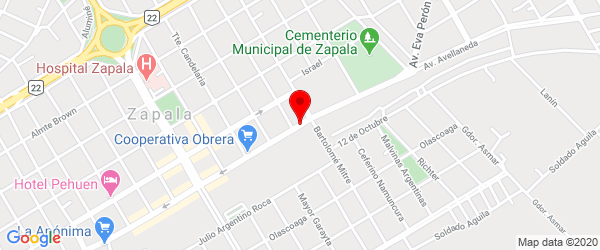 Av. Avellaneda 938, Zapala, Neuquén