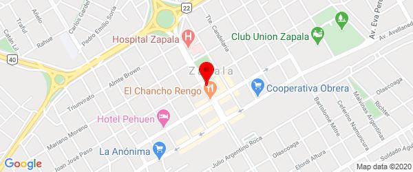 Av. San Martín 324, Zapala, Neuquén