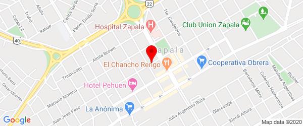 Cháneton 431, Zapala, Neuquén