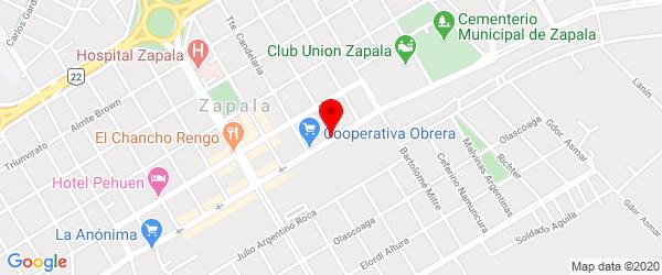 Av. Avellaneda, Zapala, Neuquén