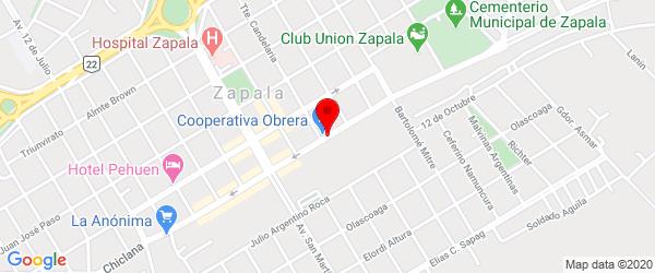 Av. Avellaneda 720, Zapala, Neuquén