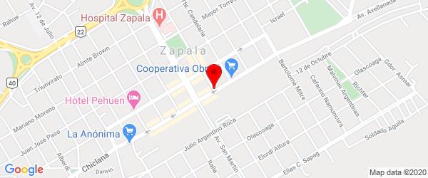 Luis Monti 488, Zapala, Neuquén