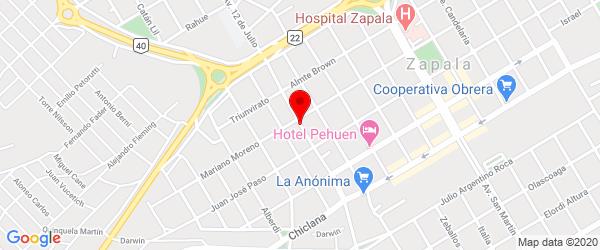 Ejército Argentino 222, Zapala, Neuquén