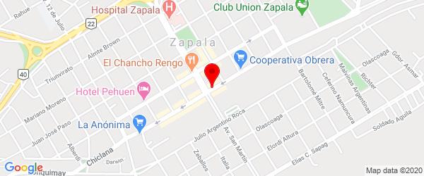 Av. Avellaneda 536, Zapala, Neuquén