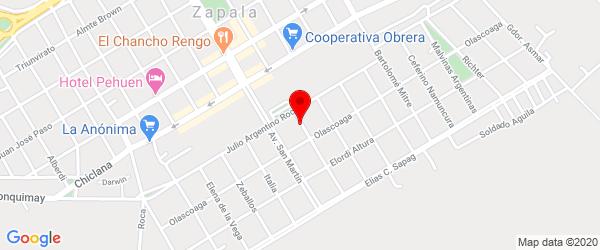 Luis Monti 752, Zapala, Neuquén