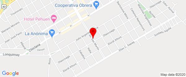 Olascoaga 544, Zapala, Neuquén