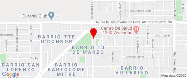 La Esmeralda 2101, Cipolletti, Río Negro