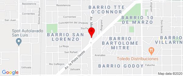 Mengelle 1824, Cipolletti, Río Negro