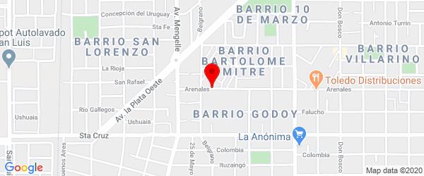 Arenales 250, Cipolletti, Río Negro
