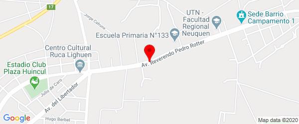 Av. Reverendo Pedro Rotter 713, Plaza Huincul, Neuquén