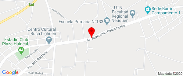 Av. Pedro Rotther 711, Plaza Huincul, Neuquén