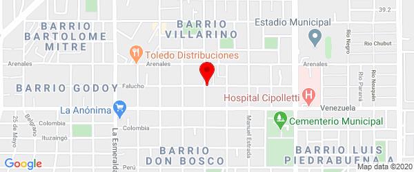 Falucho 1115, Cipolletti, Río Negro