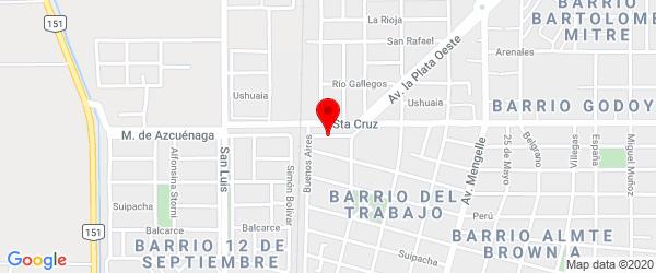 Azcuénaga 198, Cipolletti, Río Negro