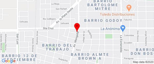Mengelle 1320, Cipolletti, Río Negro