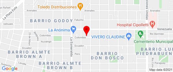 Colombia 860, Cipolletti, Río Negro