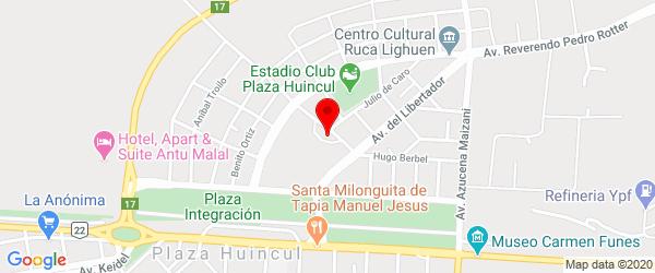 Carmen Funes 1000, Plaza Huincul, Neuquén
