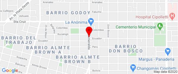 La Esmeralda 1238, Cipolletti, Río Negro