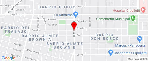 La Esmeralda 1198, Cipolletti, Río Negro